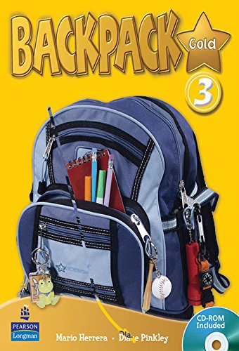 Backpack Gold 3 SBk & CD ROM N/E Pk