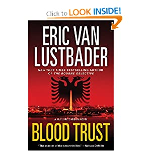 Blood Trust - Eric Lustbadder