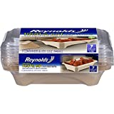 Reynolds Heat & Eat Containers (Disposable, 32 Ounce, 7 Count)
