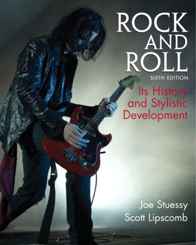 Rock and Roll: Its History and Stylistic Development (6th...