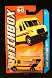 EXPRESS DELIVERY (Yellow) * MBX ADVENTURE CITY * 60th Anniversary Matchbox 2013 Basic Die-Cast Vehicle (#28 of 120)