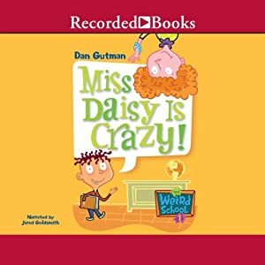 Miss Daisy is Crazy Audiobook
