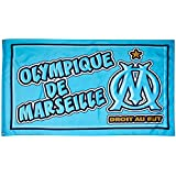 Drapeau OM - Collection officielle OLYMPIQUE DE MARSEILLE - Football - 100 x 140 cm