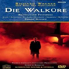 Richard Wagner : La Walkyrie (Orchestre de Bayreuth) - Édition 2 DVD