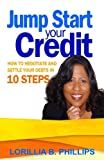 51LbEN XDvL. SL160  Jump Start your Credit   How to Negotiate and Settle your Debts in 10 Steps Second Edition (Volume 1)
