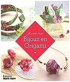 Je cr�e mes bijoux en origami