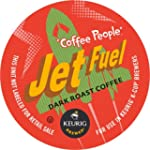 Keurig, Coffee People, Jet Fuel, 50 C...