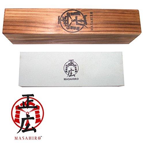 2Pcs Japanese Masahiro Blade Sharpen Whetstones #24C