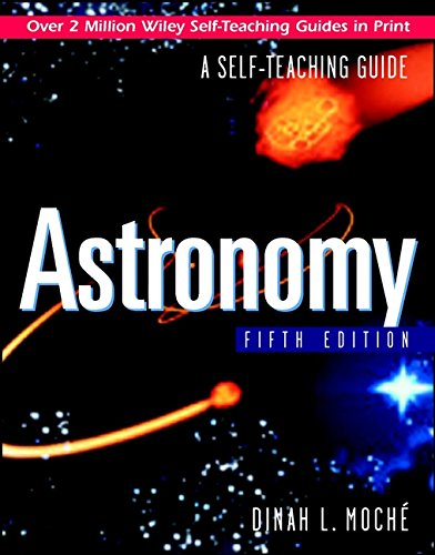 Astronomy: A Self-Teaching Guide, Fifth Edition