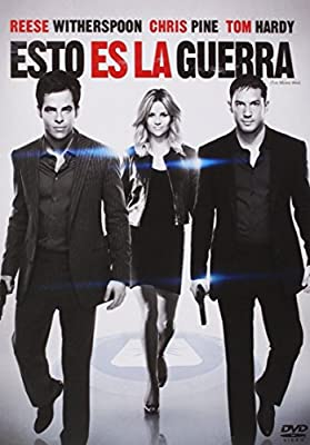 Esto Es La Guerra (Import Movie) (European Format - Zone 2) (2012) Reese Witherspoon; Chris Pine; Tom Hardy