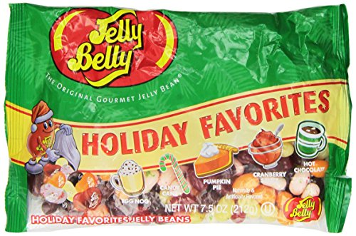 Jelly Belly Holiday Favorites Jelly Beans 7.5 oz (Jelly Belly Holiday Flavors compare prices)