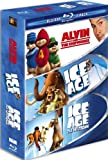 Image de Family Blu-ray 3-Pack (Alvin and the Chipmunks / Ice Age / Ice Age 2)