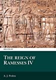img - for The Reign of Ramesses IV (Aris & Phillips Classical Texts) book / textbook / text book