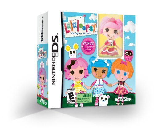 Lalaloopsy with toy (DS)