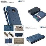 ZENUS Galaxy Note SC-05D caseケース  (ROYAL NAVY)