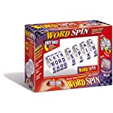 Word Spin Hand Held Magnetic Game ~ GeoSpace