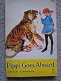 PIPPI GOES ABOARD (OXFORD CHILDREN'S PAPERBACKS) (0192720198) by ASTRID LINDGREN