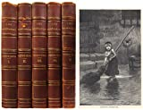 Les Miserables. Five Volumes
