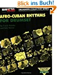 Afro Cuban Rhythms for Drumset. Schla...