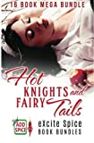 img - for Hot Knights and Fairy Tails: 16 Book Excite Spice MEGA Bundle book / textbook / text book