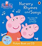 Peppa Pig: Nursery Rhymes and Songs Picture Book and CD