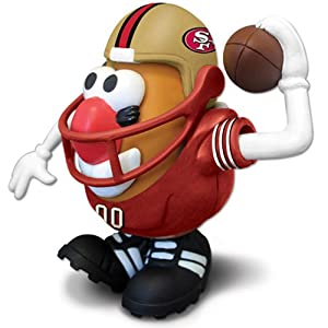 NFL San Francisco 49ers Mr. Potato Head