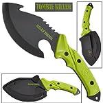 Shock and Awe Zombie Killer Knife/Axe Combo Tool