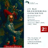 Bach, J.S.: The Brandenburg Concertos (2 CDs)