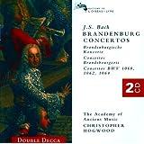 Bach, J.S.: The Brandenburg Concertos (2 CDs)