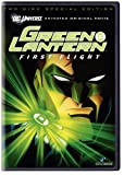 Green Lantern: First Flight [DVD] [2009] [Region 1] [US Import] [NTSC]