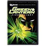 Green Lantern: First Flight (2-Disc Special Edition)by Christopher Meloni
