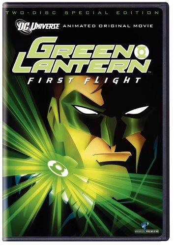 Cover art for  Green Lantern: First Flight (Two-Disc Special Edition)