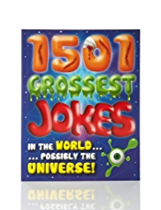 1501 Grossest Jokes Book