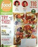 img - for Food Network Magazine September 2014 (Includes Pasta Cookbook 50 new ideas; Free Kids Magazine) book / textbook / text book