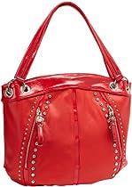 Hot Sale KATHY Van Zeeland Pop Rock Star Shoulder Bag,Spice,One Size