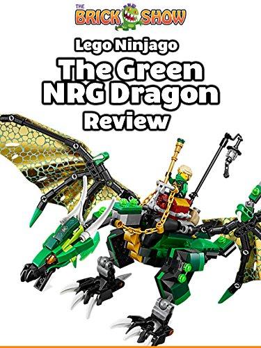 LEGO Ninjago The Green NRG Dragon Review (70593)