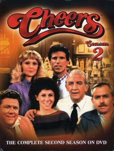 Cheers: Season 2 front-332039