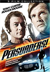The Persuaders: 3 Film Collection [Import]