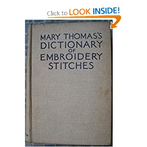 mary thomas's dictionary of embroidery stitches at Target