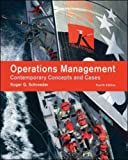 Operations management:contemporary concepts and cases