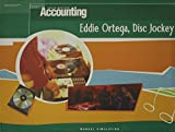 img - for Eddie Ortega, DJ Manual Simulation for Century 21 Accounting General Journal (Green Text), Eighth Edition book / textbook / text book