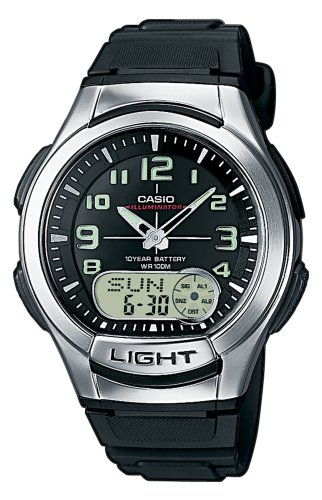 Casio Herrenarmbanduhr Casio Collection AQ-180W-1BVES