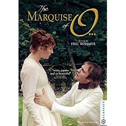 The Marquise of O [Blu-ray]