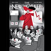 The New Yorker, October 20th, 2008 (Ryan Lizza, Malcolm Gladwell, John Updike) | [Ryan Lizza, Malcolm Gladwell, John Updike]