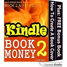 How To Create A Book Cover That Sells Your Kindle Book (Kindle Book Money #2) (Make Money with Kindle Books - How to Write & Sell Fiction & Nonfiction ... & Selling Series) (English Edition)