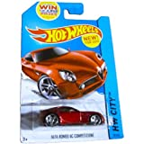 Hot Wheels HW City - 29/250 - Alfa Romeo 8C Comptetizione
