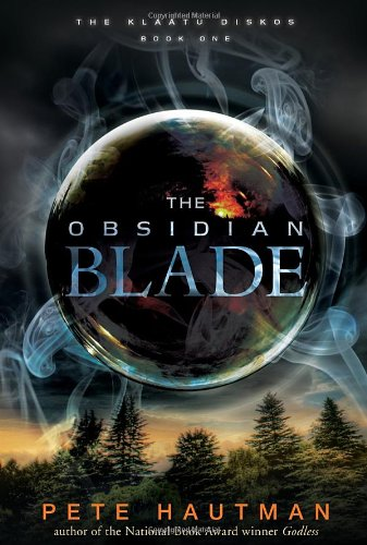 The Obsidian Blade cover image