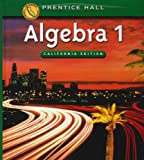 Algebra 1 (California Edition)