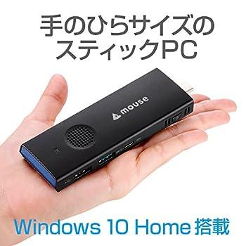 mouse パソコン スティックPC MS-CH01F Windows10/2GB/32G