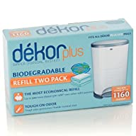 Diaper Dekor Plus Refill Biodegradable